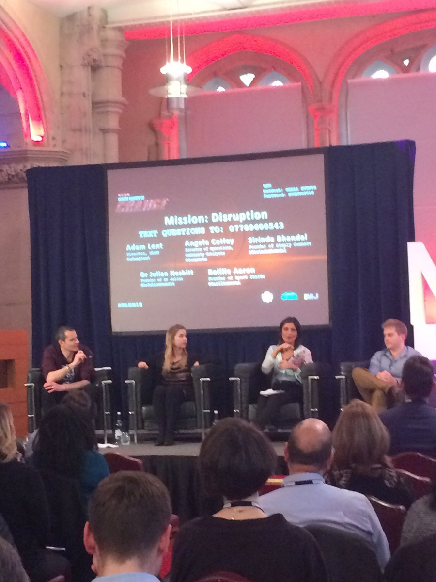 .⁦@Sirindabhandal⁩ talks about how appropriate and well considered digital solutions can offer financially achievable opportunities to #localgov for service delivery ⁦@NLGNthinktank⁩ conf #nlgn19