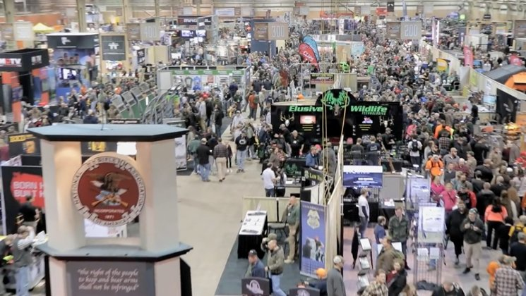 Outdoor Show Harrisburg Pa 2020.Great American Outdoor Show Nra Gaos ট ইট র