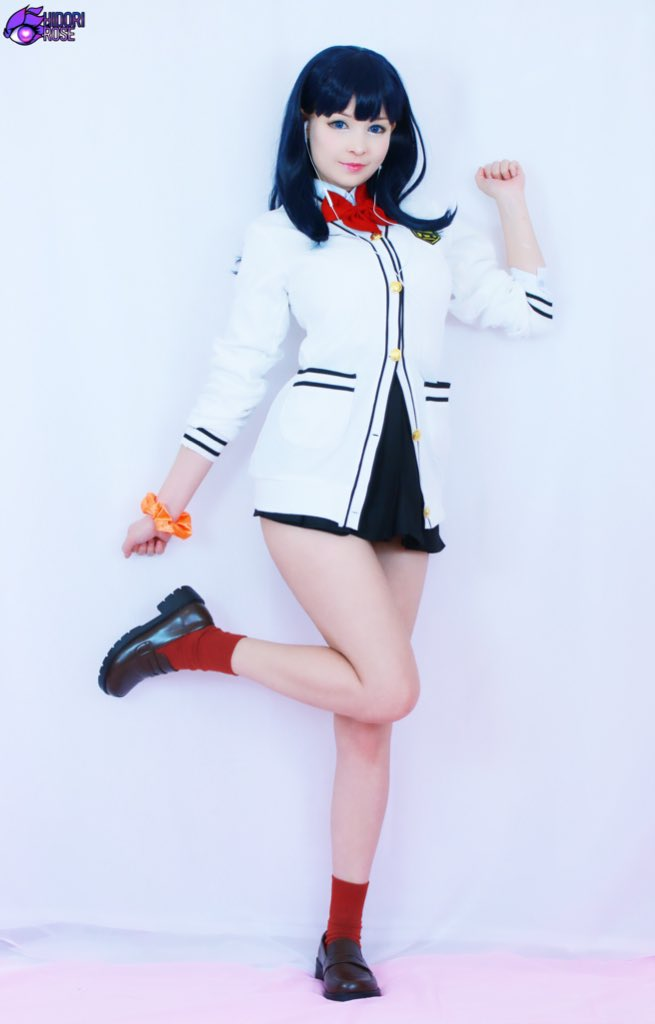 Hidori Rose Rikka Takarada Cosplay