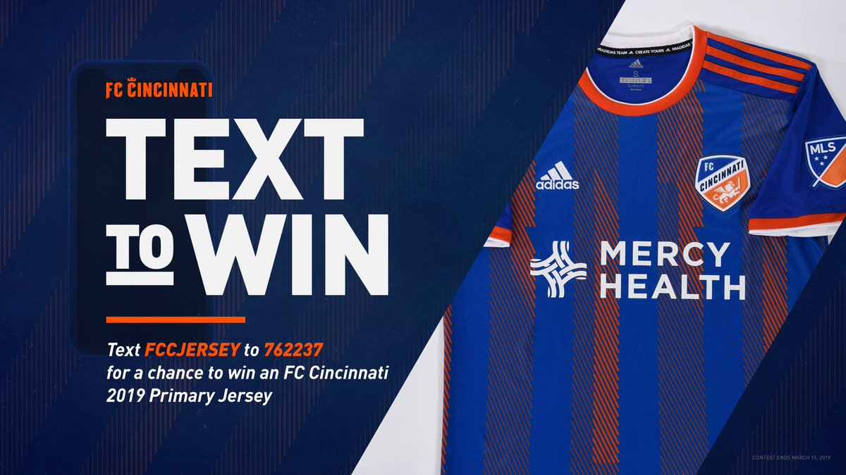 newest collection 6d7e1 449fb FC Cincinnati on Twitter: