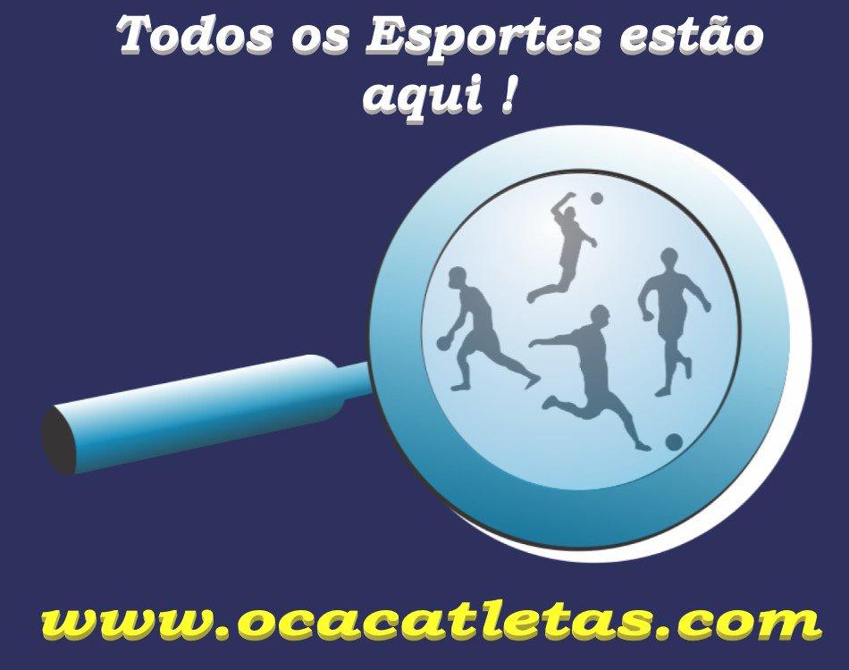 bec8fa58d O Caça Atletas Todos os esportes estão aqui !  ocacatletas   inovacaonoesporte  olimpiadas2020
