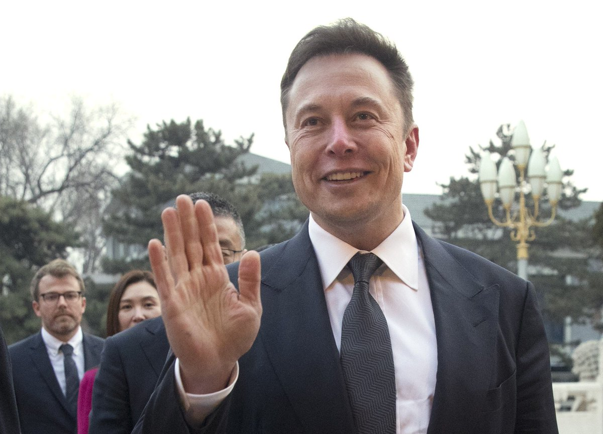 Recode Daily: Elon Musk might be held in contempt of court over a Tesla tweet
