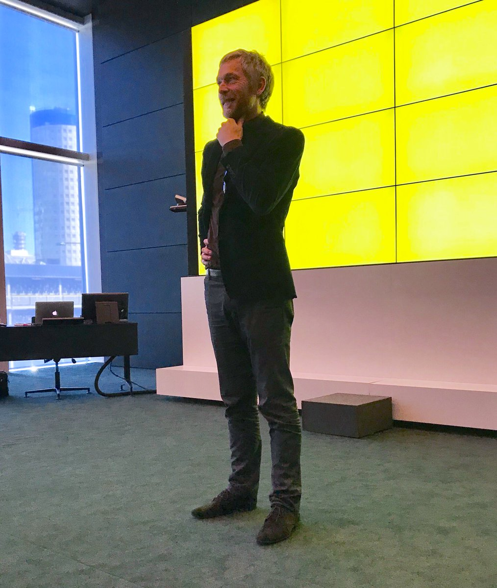 We invited Richard van der Laken of @WhatDesignCanDo  to talk today about the power of #design to transform society & help policy making to solve global challenges. #climatechange #cleanenergy #ConnectWithCulture @DutchMFA