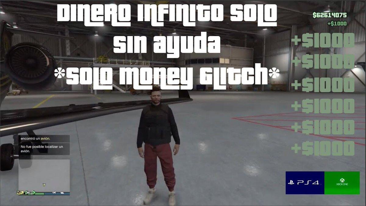 Hashtag #moneyglitch sur Twitter