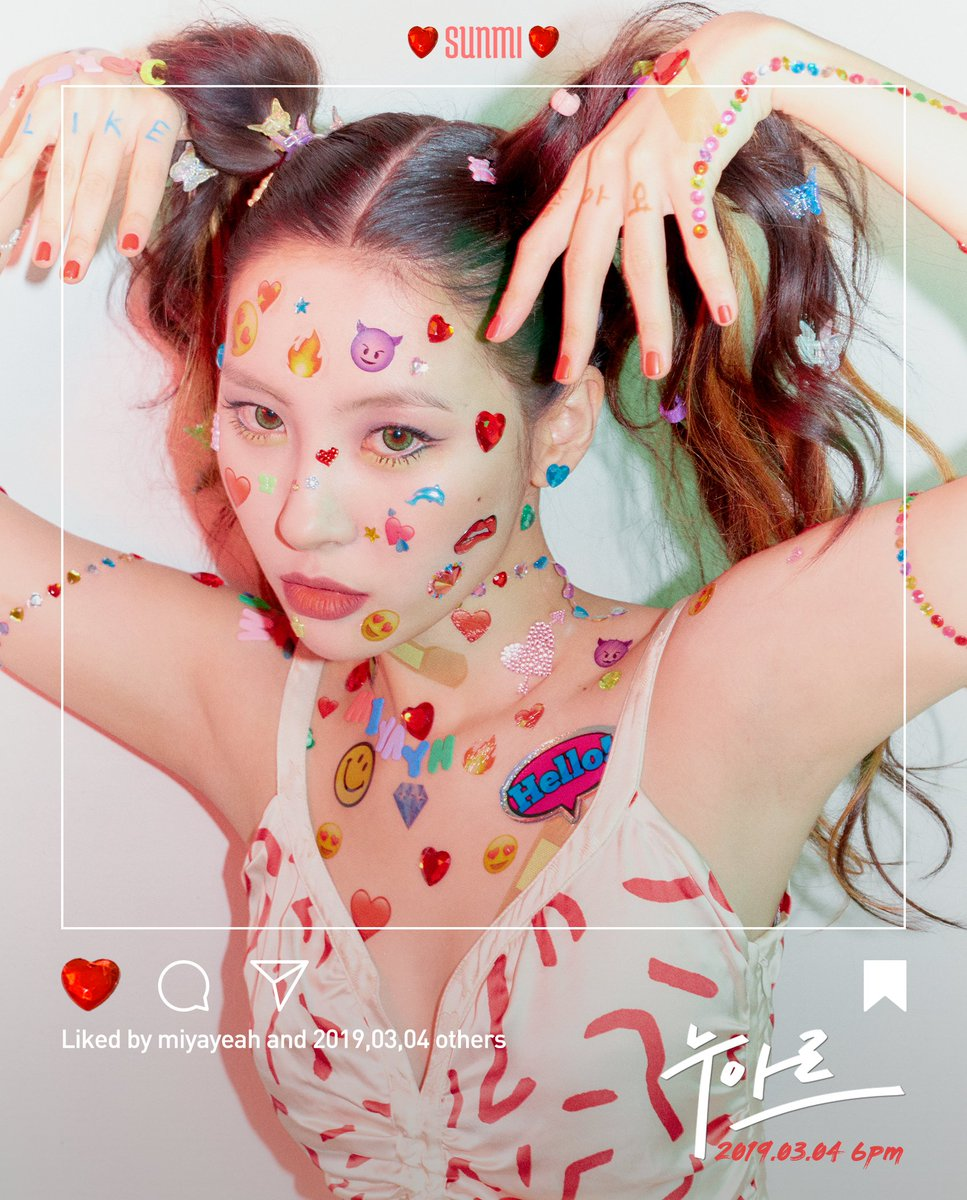 "Sunmi (ex-Wonder Girls) >> Mini Album ""Warning"" - Página 7 D0Vw6A4U0AYU3cD"