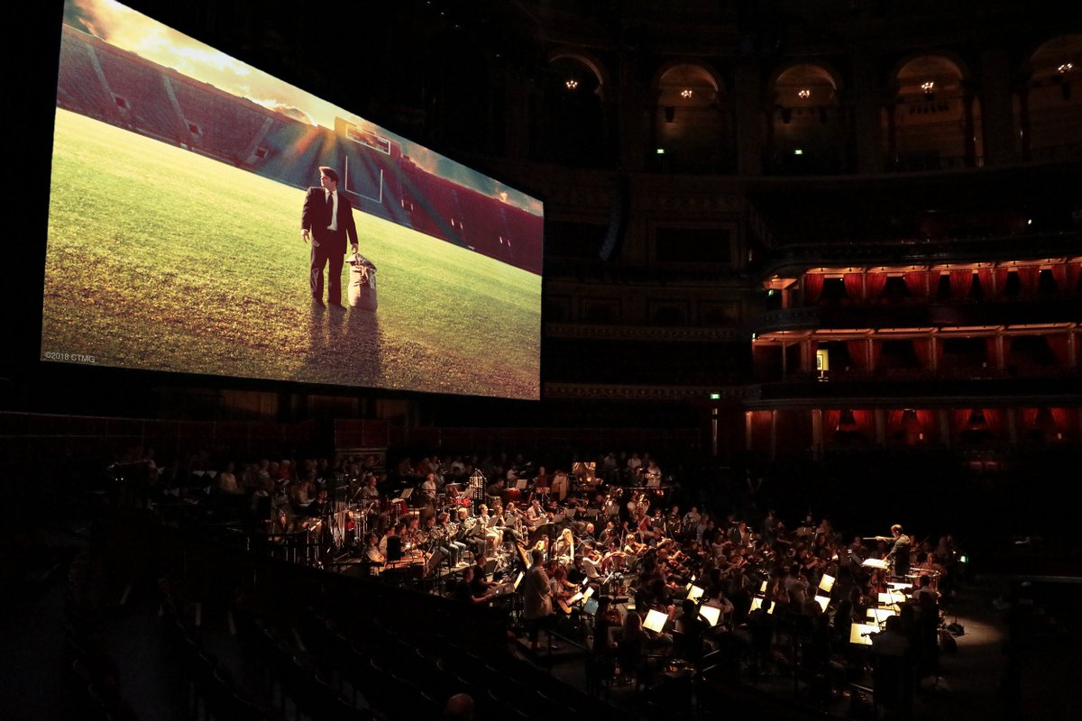 Have you ever been to a film concert? do you even know what a film