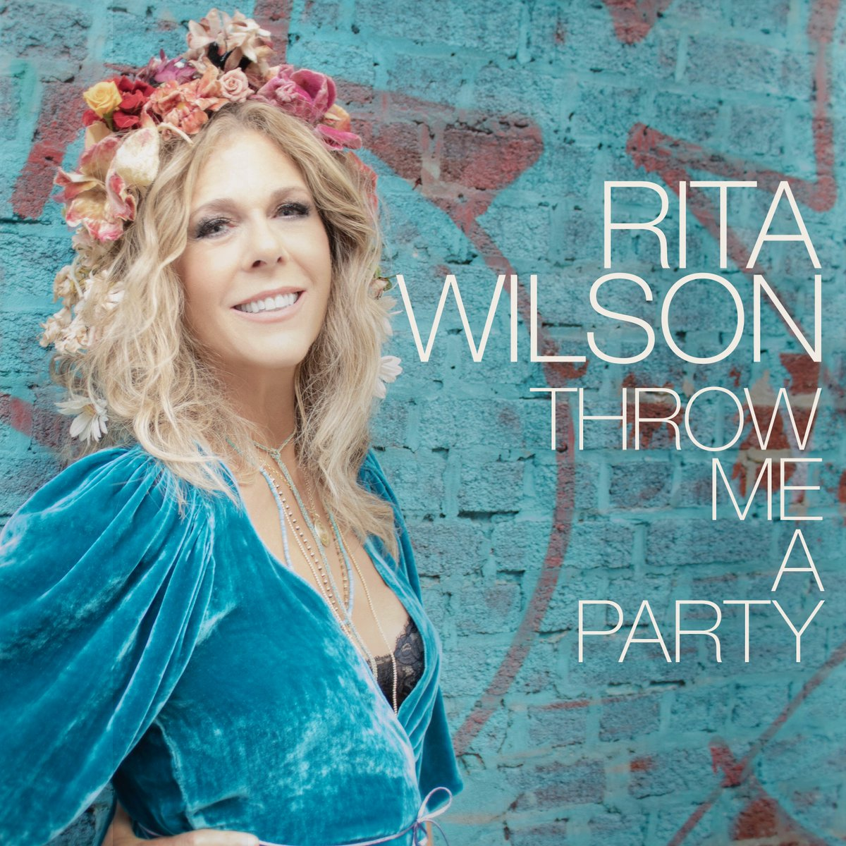Big day in the family! New music for the world @ritawilson. Hanx itunes.apple.com/us/album/throw…