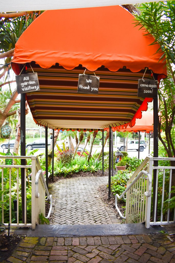 Leaving so soon? Stay a little longer and enjoy Happy Hour from 4-8pm 🤩✨ . . . . #PeacockGardenBistro #HappyHour #CoconutGrove #MiamiEats #Foodie #Cocktails