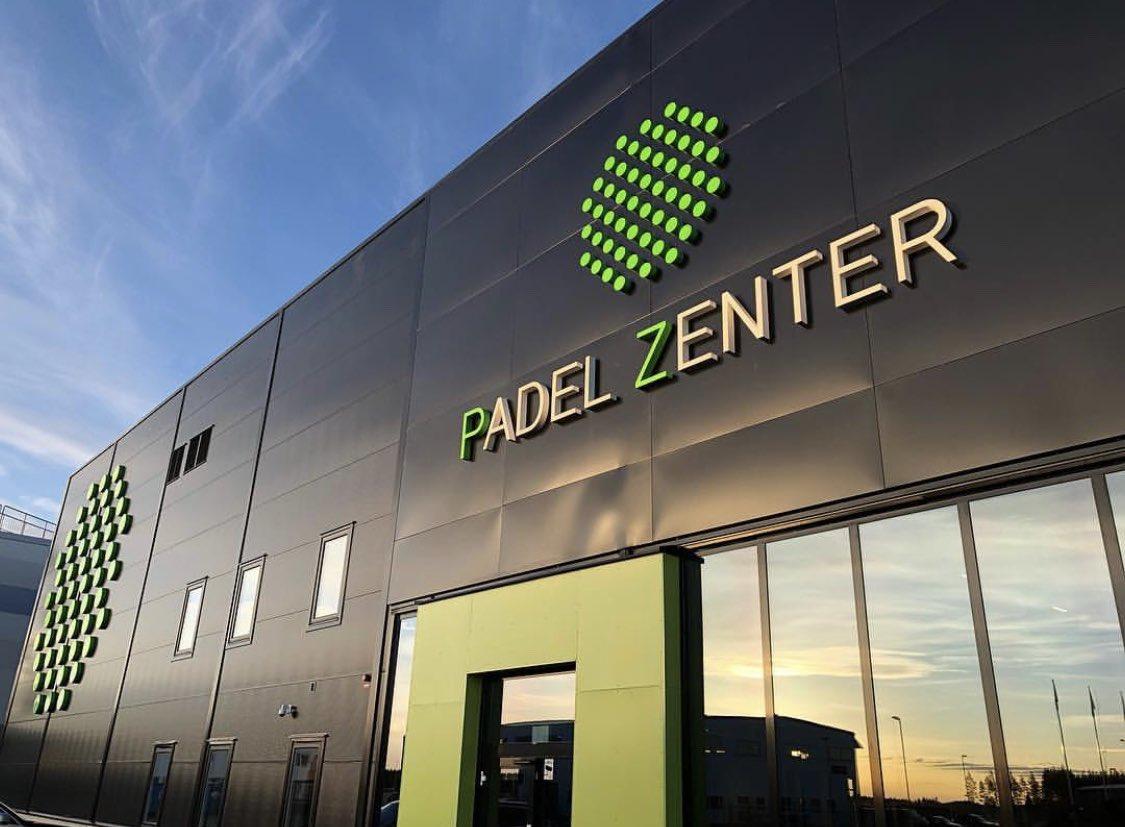 Bringing Padeltennis to another level. We are ready Jönköping @padelzenter @padelzenterjonkoping