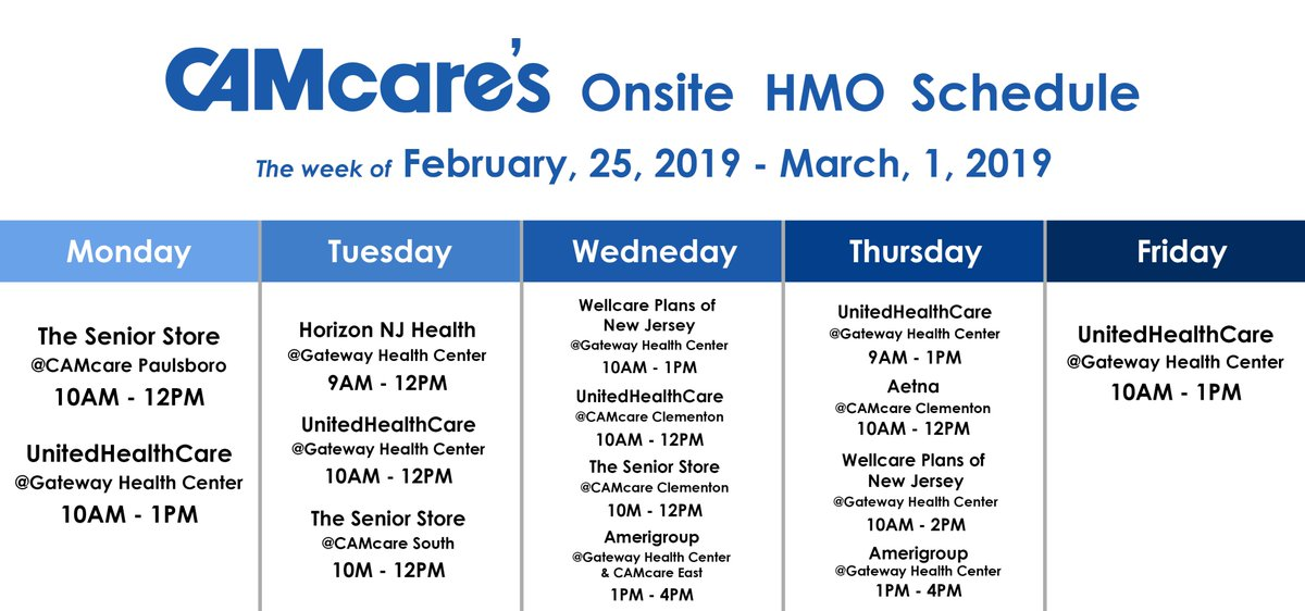 CAMcare Health Corporation on Twitter: