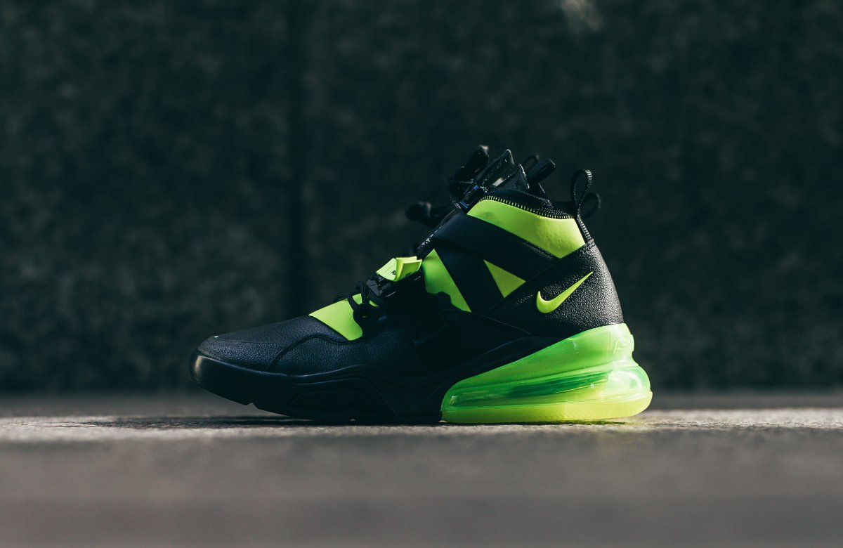 promo code c5e89 038d2 Big savings on  Nike Air Force 270 Utility! BLACK VOLT - SAVE  75 Link to  cop  https   bit.ly 2De5tyl SEQUOIA BLACK-HABANERO RED - SAVE  45 Link to  cop  ...