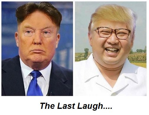 Who will have the last laugh????