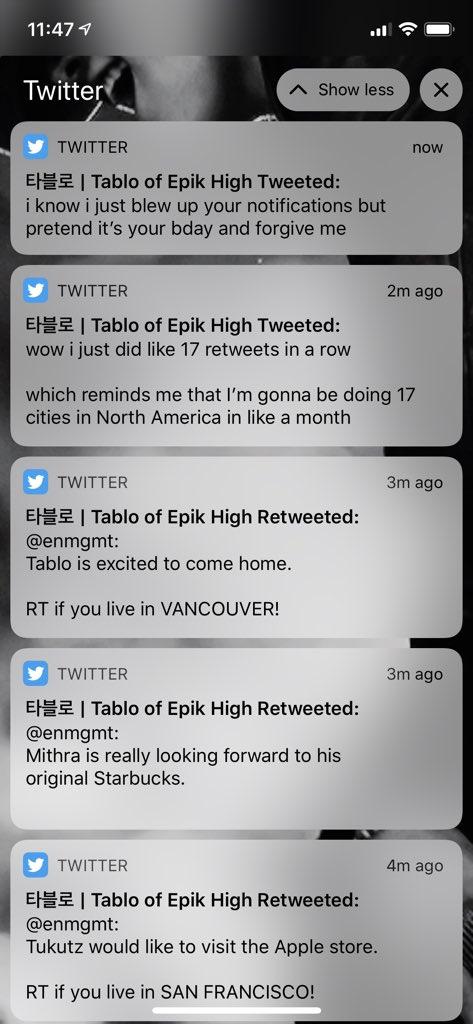 Epik high up