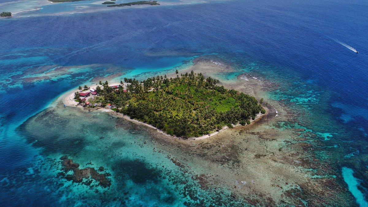 фото остров као в тихом океане мало кто