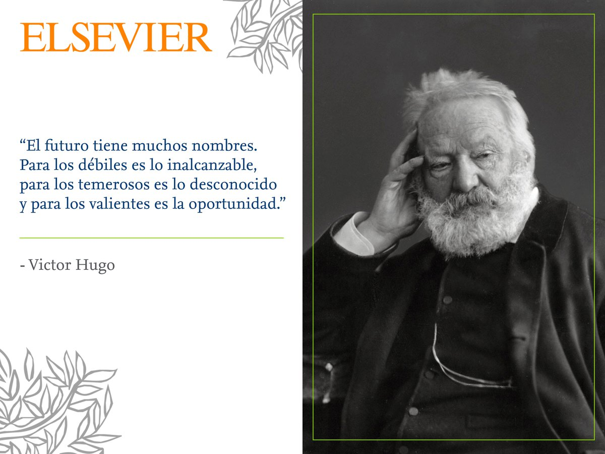 Elsevier Lan On Twitter Un Día Como Hoy Pero De 1802