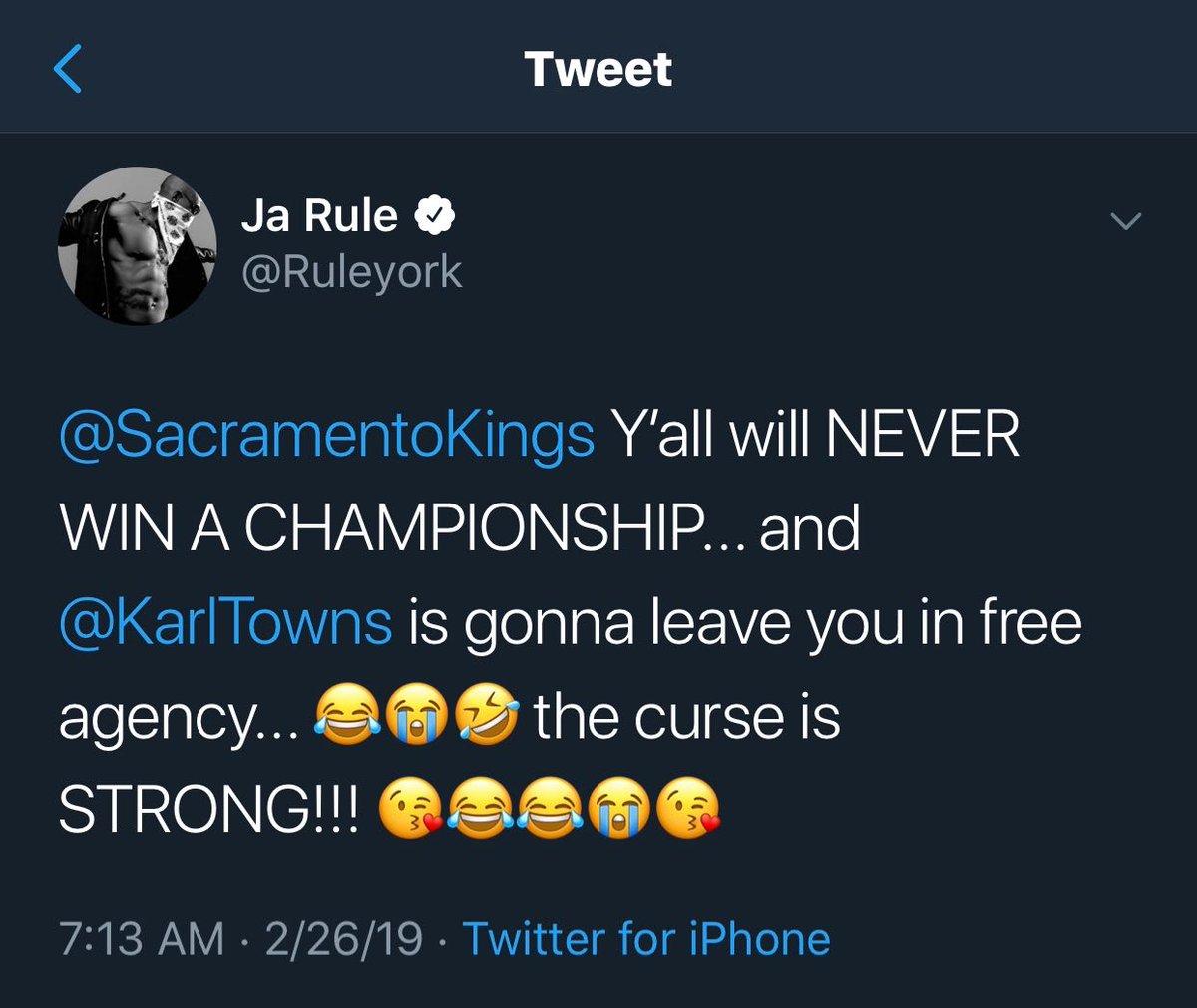 Kings' Twitter 'Fyres' Back 😂