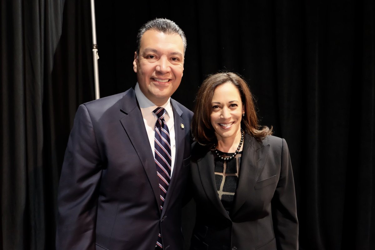 Alex Padilla On Twitter Kamala Harris Has Been Out Front On The Issues That Matter Including Defending Our Right To Vote Strengthening Our Nation S Security And Protecting Immigrant Communities As President She