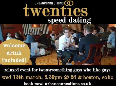 uk speed dating boston