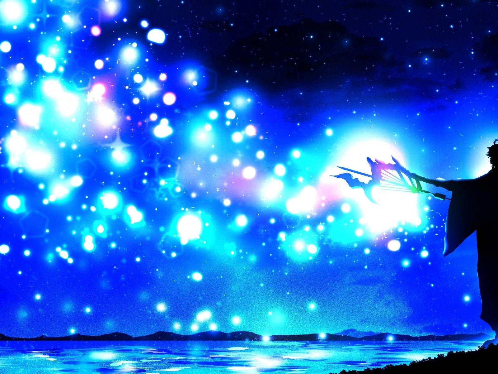 Волшебной ночи картинки красивые