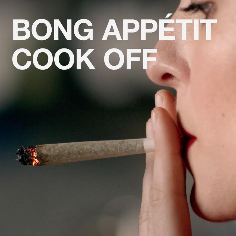Image result for Bong Appetit Cook off