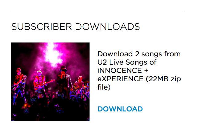 U2 Cø mmunity on Twitter: