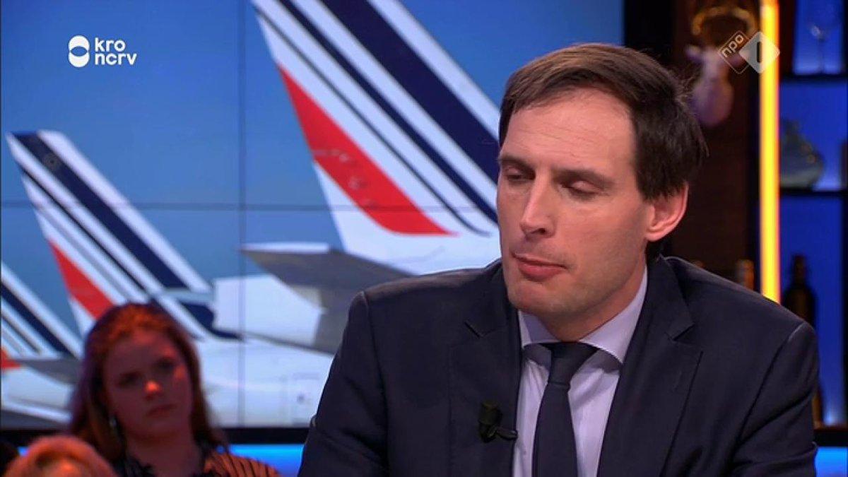 Jinek gemist? Minister Wopke Hoekstra over de aankoop van KLM aandelen