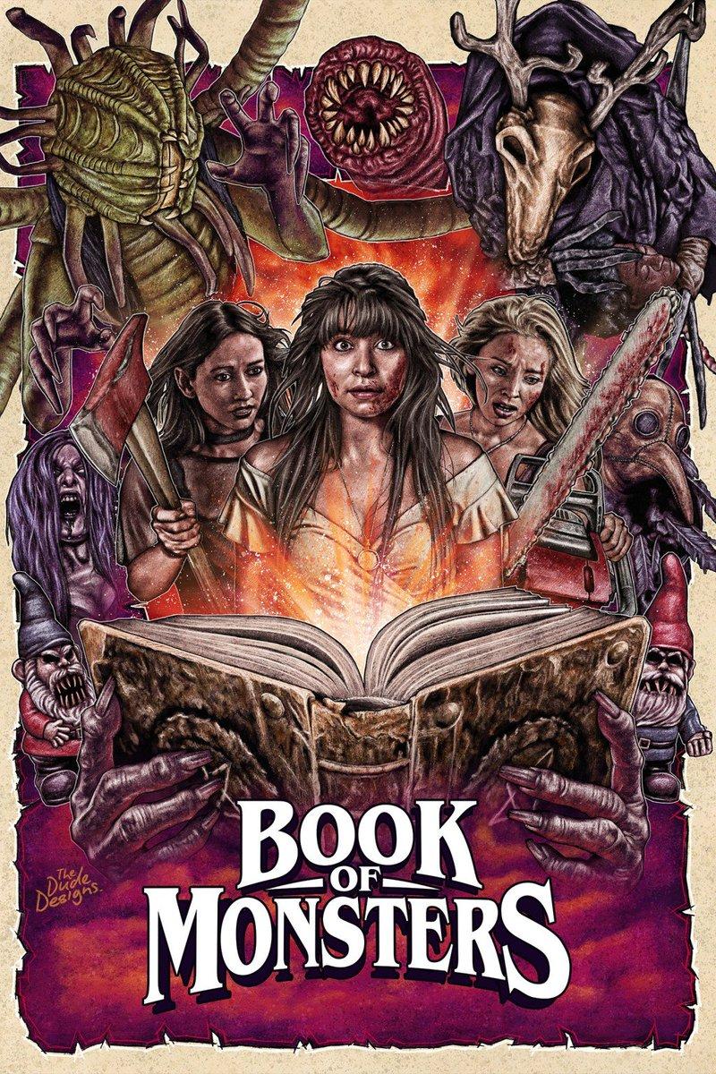 Resultado de imagem para book of monsters 2018