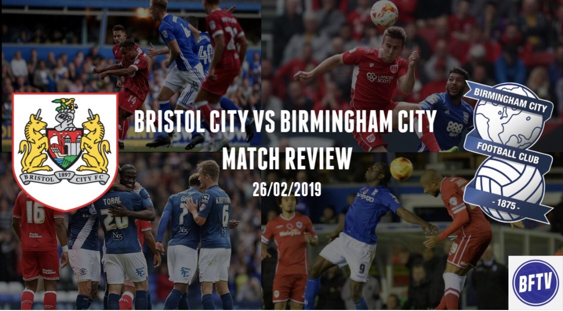 ANOTHER WIN ON THE ROAD! Bristol City 1-2 Birmingham City!  James and Emily review what was another great win on the road for Blues!  Head over to the channel, drop it a like, comment your thoughts and don't forget to subscribe! KRO! #bcfc  https://youtu.be/3Wst4d3b24Q
