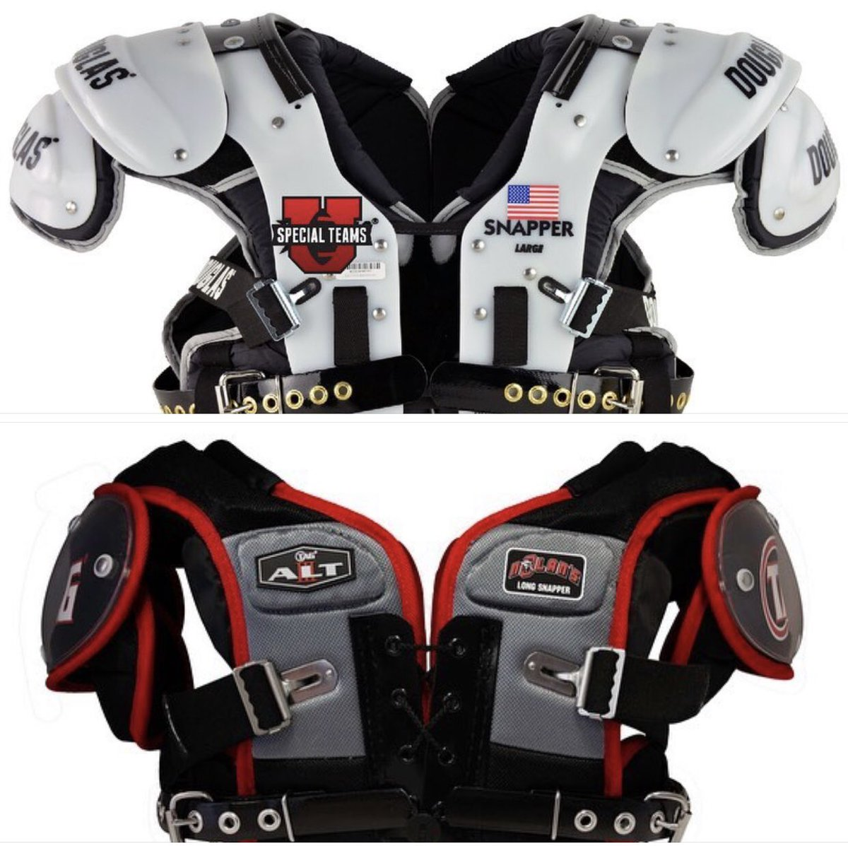ca3ea0265d7fa ... shoulder pads to help with their range of motion... Don't be afraid of  change... You will never know unless you try  yourself!pic.twitter.com/1VPlL9MWJn