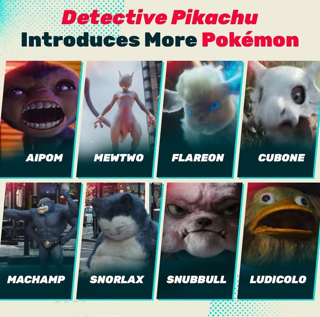 Fan Theory Baba On Twitter Excited For Detective Pikachu