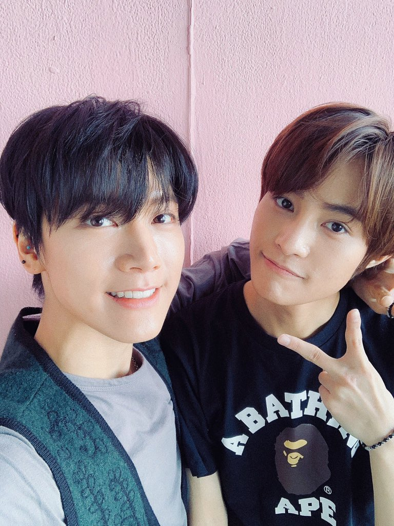Wayv On Twitter Yangyang Weibo Repost Ten Bro Happy Birthday And Getting To Know You Is One Of The Best Things In My Life Wish U All The Best And No Matter