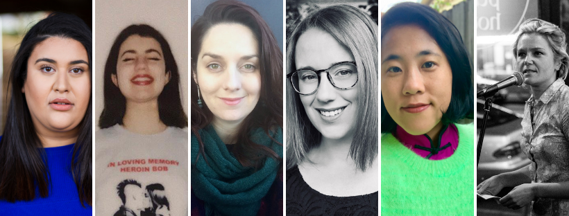 We are so pleased to welcome our writers for She is Vigilante! Click here to meet the writers who will work with Krystalla Pearce and Bridget Balodis throughout the year to develop their new work! http://bit.ly/TWvigilante