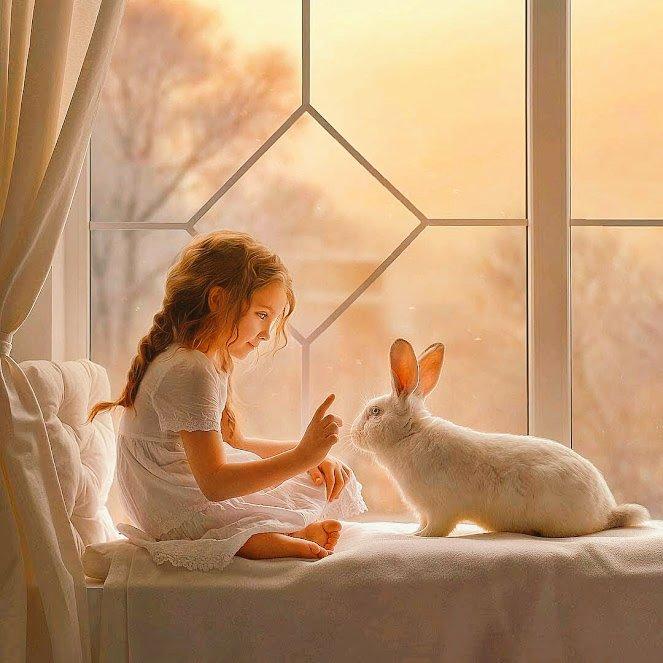 Начните утро с доброты, Жизнь так прекрасна,лишь взгляните. В лице побольше теплоты, Живите!Верьте!И,Любите! (Базилевич)