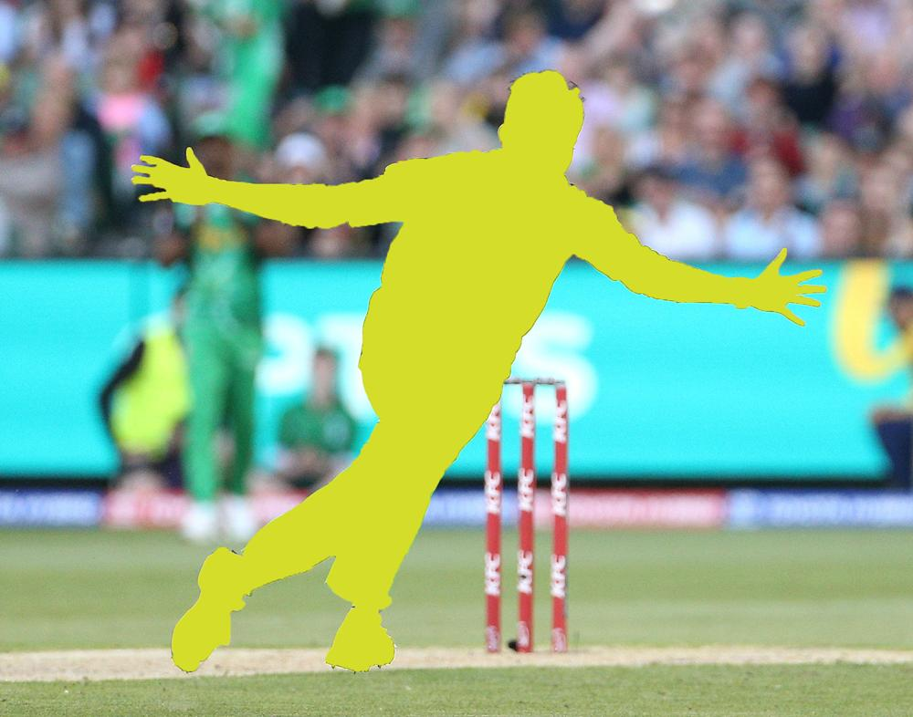 Guess who! This guy made a huge impact in #BBL08.  Which player have we turned yellow here? 🤔🤔🤔