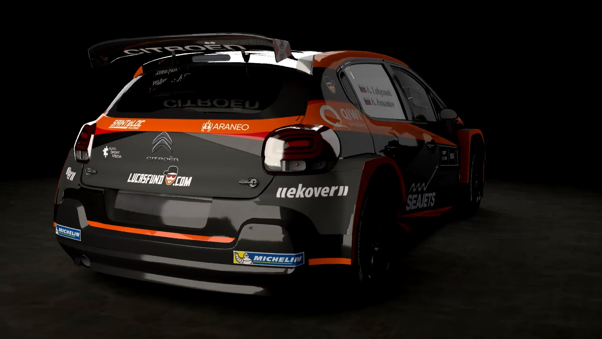 FIA European Rally Championship: Temporada 2019 - Página 2 D0Z1aVXWoAIRwDd
