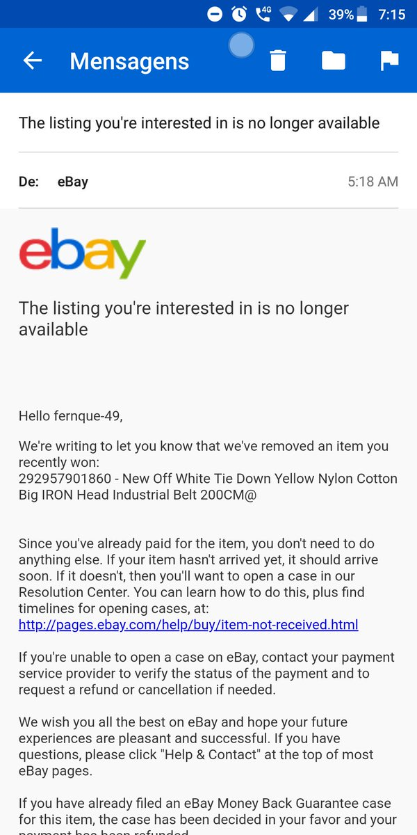 Ask Ebay On Twitter A Seller Cannot Erase Their Account Nor Delete Or Close An Account Down If A Sale Has Been Made Within 30 Days As This Is A Recent Sale
