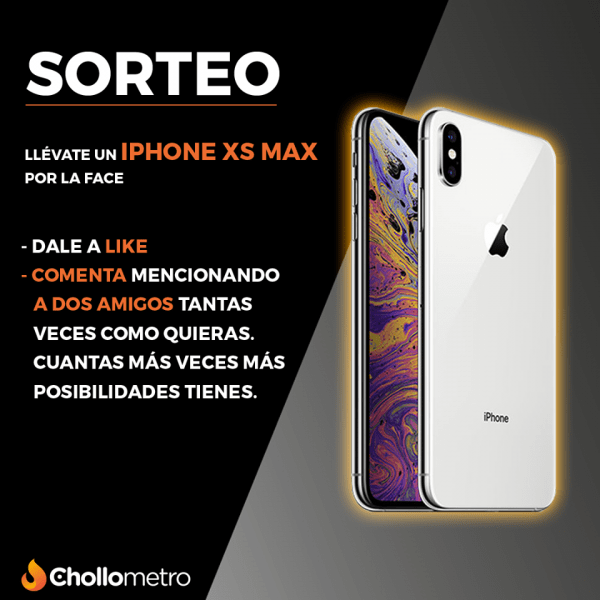 Zumbonazos On Twitter Sorteo De Un Iphone Xs Max Clic Para Ver Enlace Al Sorteo Https T Co Vewn7ueb80