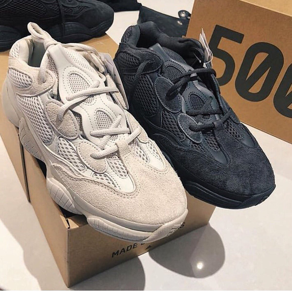 62e023a395891 yeezy500black hashtag on Twitter