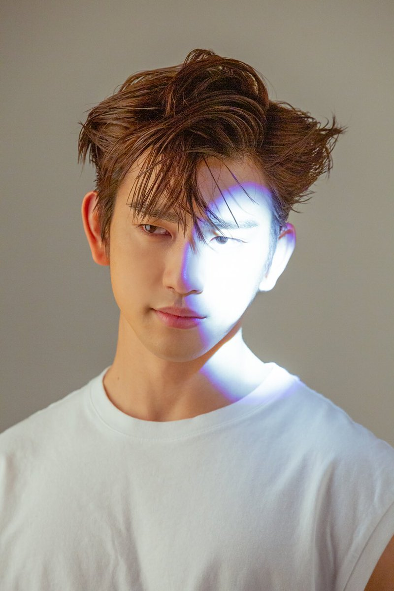 190227 Got7 Jinyoung For Allure Korea 2019 March Issue