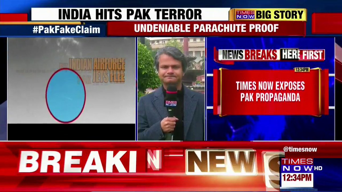 Media in India and Pakistan share fake news amid border conflict