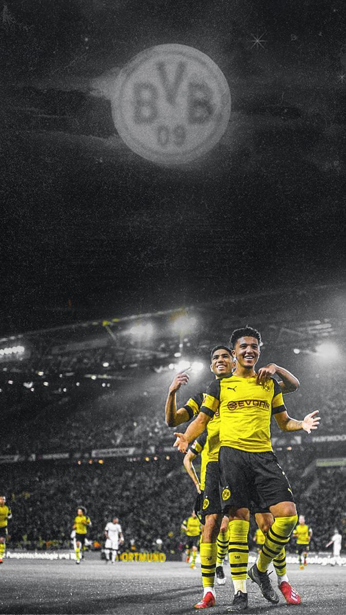Borussia Dortmund On Twitter The Young Guns Wallpaperwednesday