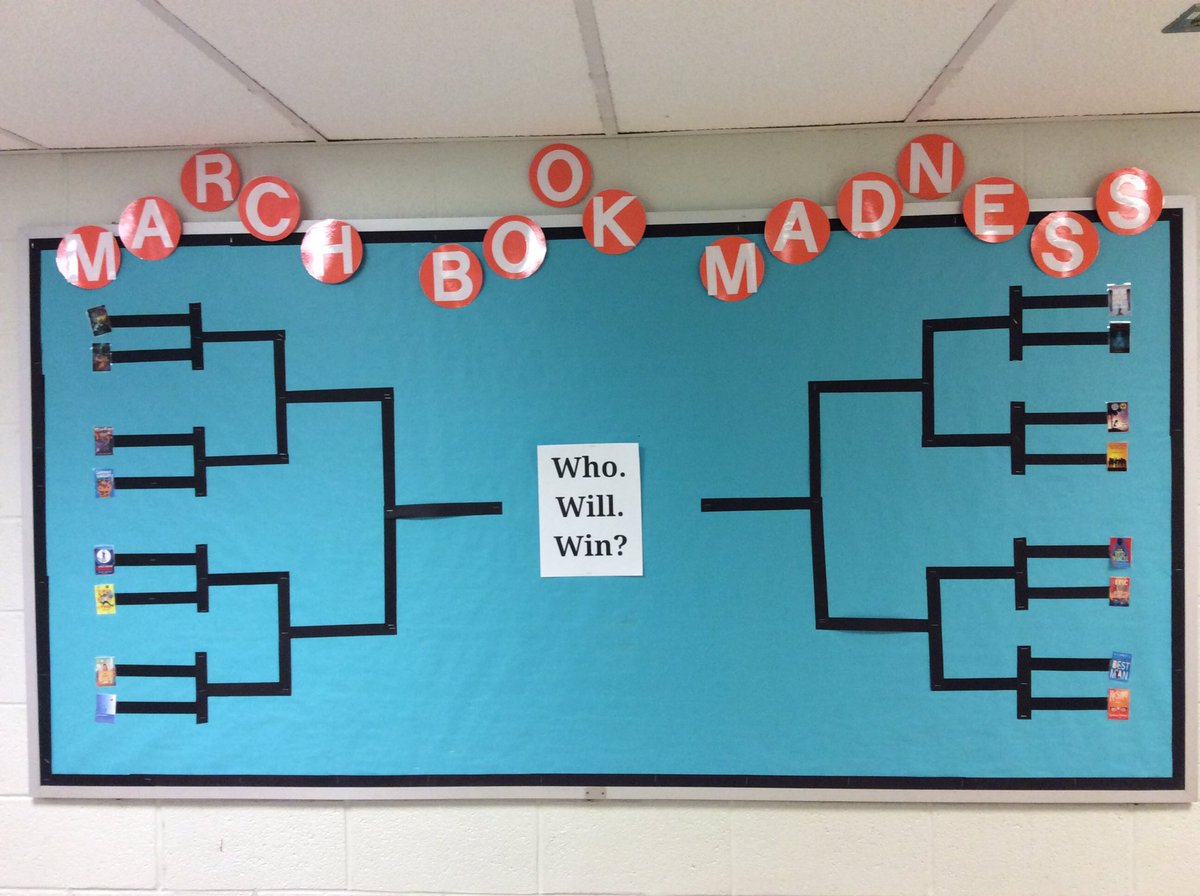 Voting for March Book Madness begins today. We have some tough decisions to make, Knights!  How to choose?  <a target='_blank' href='http://search.twitter.com/search?q=2019MBM'><a target='_blank' href='https://twitter.com/hashtag/2019MBM?src=hash'>#2019MBM</a></a> <a target='_blank' href='http://twitter.com/APSLibrarians'>@APSLibrarians</a> <a target='_blank' href='http://twitter.com/NTMKnightsAPS'>@NTMKnightsAPS</a> <a target='_blank' href='http://twitter.com/NottinghamPTA'>@NottinghamPTA</a> <a target='_blank' href='https://t.co/ORezfxmxj8'>https://t.co/ORezfxmxj8</a>