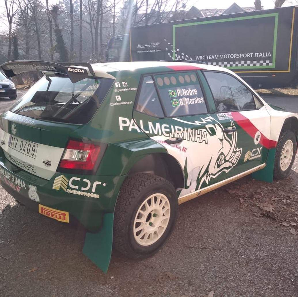 FIA European Rally Championship: Temporada 2019 - Página 3 D0_M19LWoAAY4pT