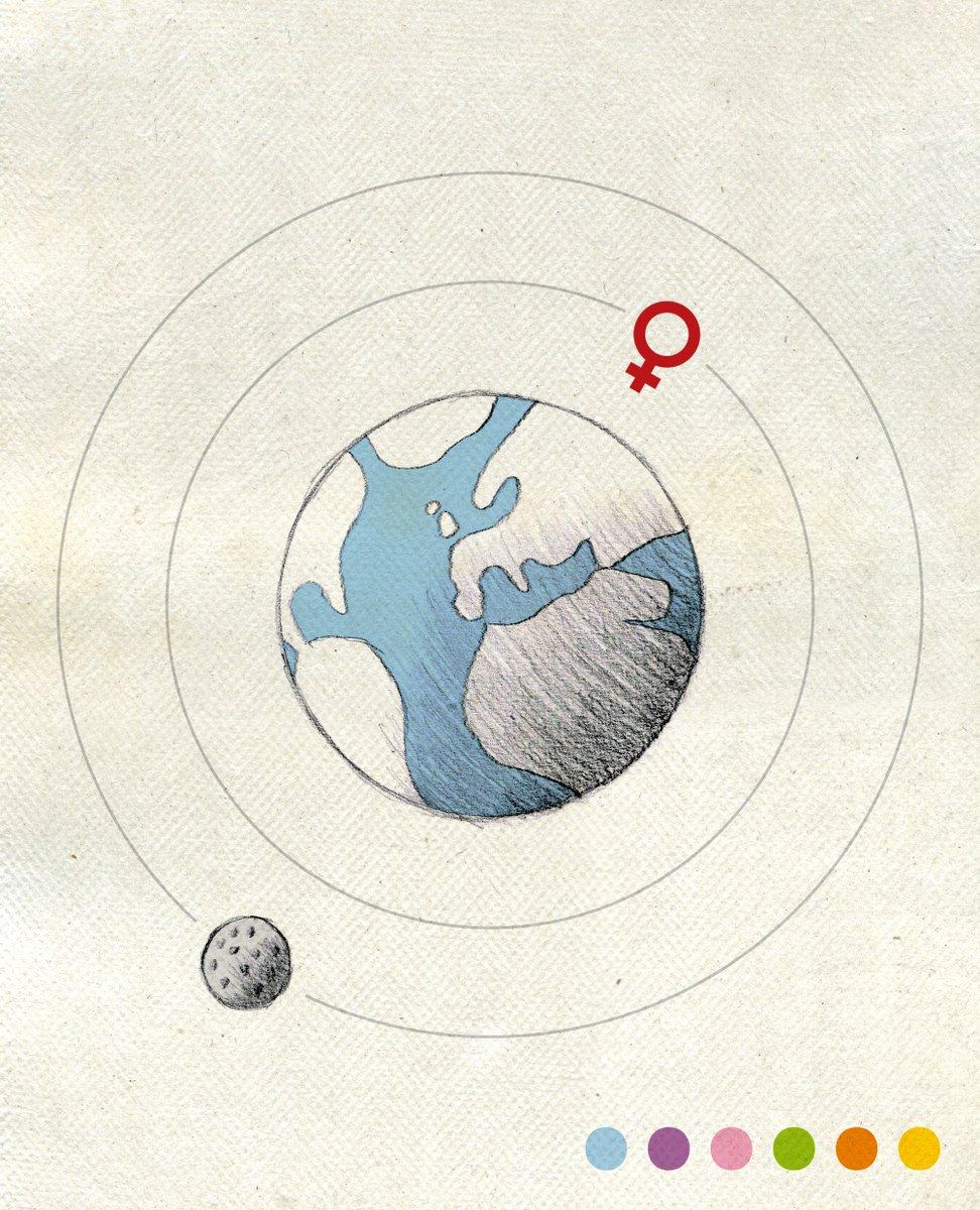 d00aba36f9 ... espacio #CienciaIlustrada https://www.agenciasinc.es/Multimedia/Ilustraciones/Valentina-Tereshkova-pone-a-la-mujer-en-orbita  …pic.twitter.com/e0XRmxuRU8