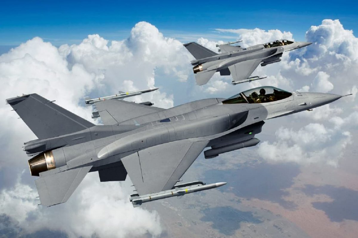 تايوان ترغب بشراء مقاتلات F-16V جديده لتحل محل مقاتلاتها المتقادمه نوع F-5  D0_YY87WkAQRymM