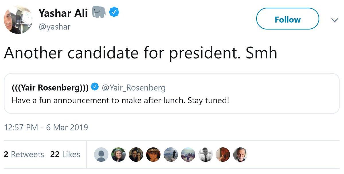 A thread written by @Yair_Rosenberg: