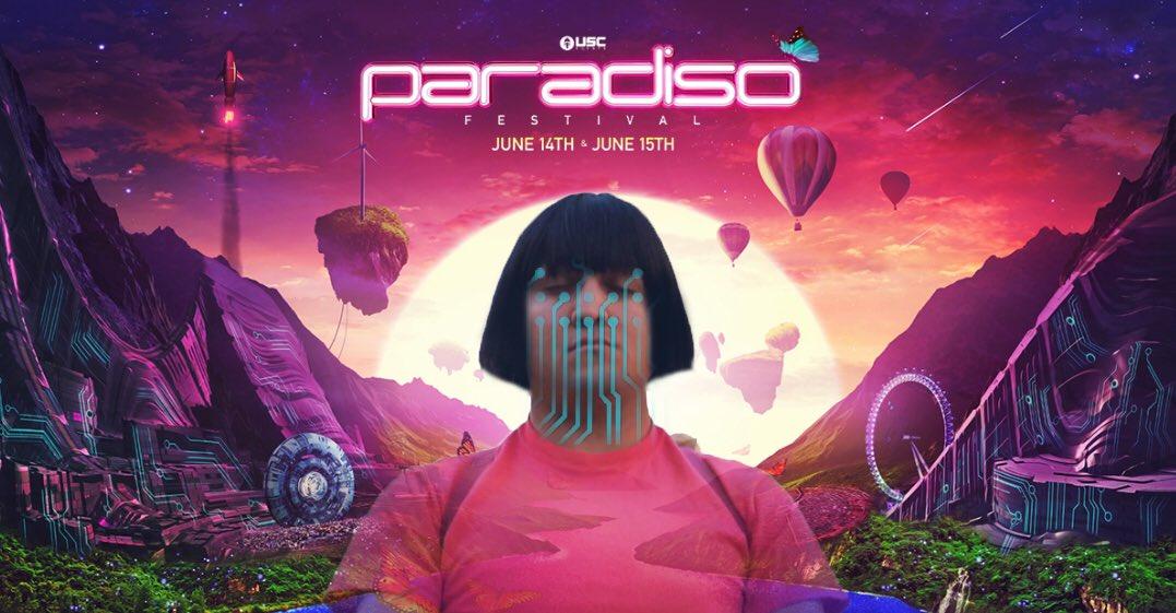 I'm ready    #Paradiso2019 #ParadisoFestival  @uscevents @Paradiso_USCpic.twitter.com/B7ds9NBYfE