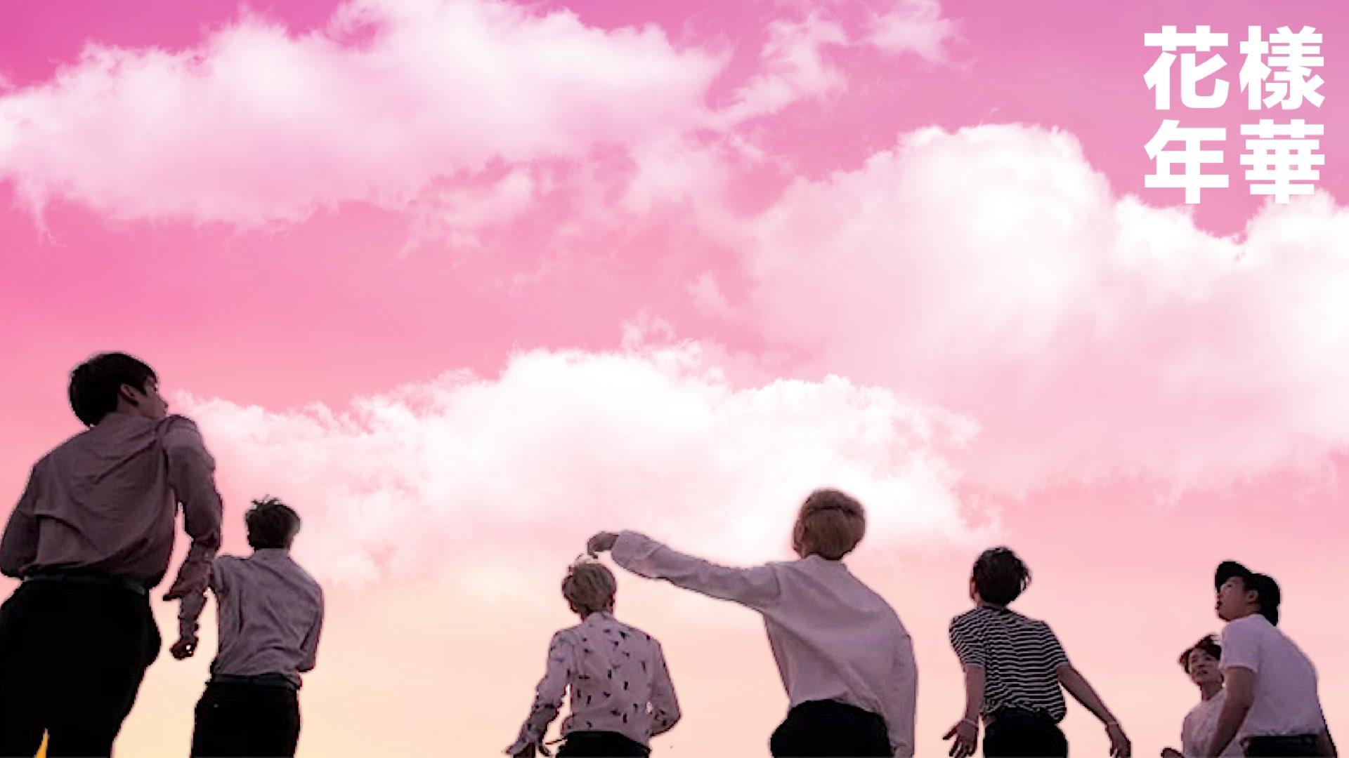 "BTS LAYOUTS on Twitter: ""∙∘ BTS Desktop Wallpaper ..."