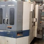 Image for the Tweet beginning: Mori Seiki SH-400 Horizontal Machining