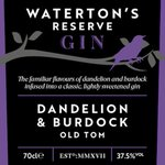 Image for the Tweet beginning: Waterton's Reserve - Dandelion &